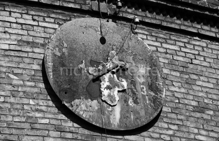 Gasometer Holzplatz Halle