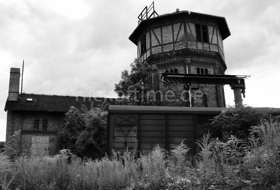 Wasserturm Bernburg