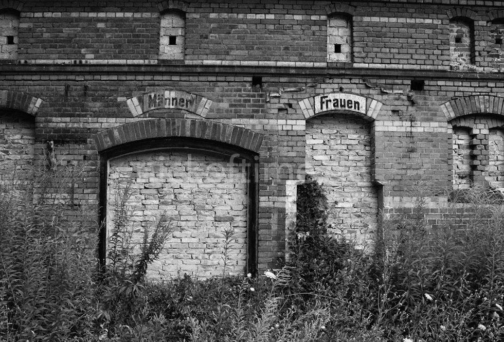 Hautpbahnhof Bernberg WC