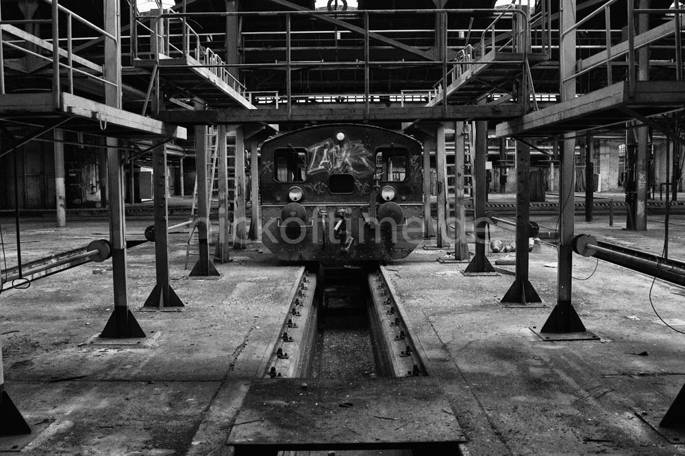 Hauptbahnhof Lokhallen