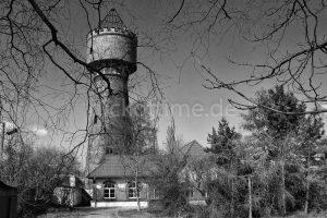 Wasserturm Halle-Ost