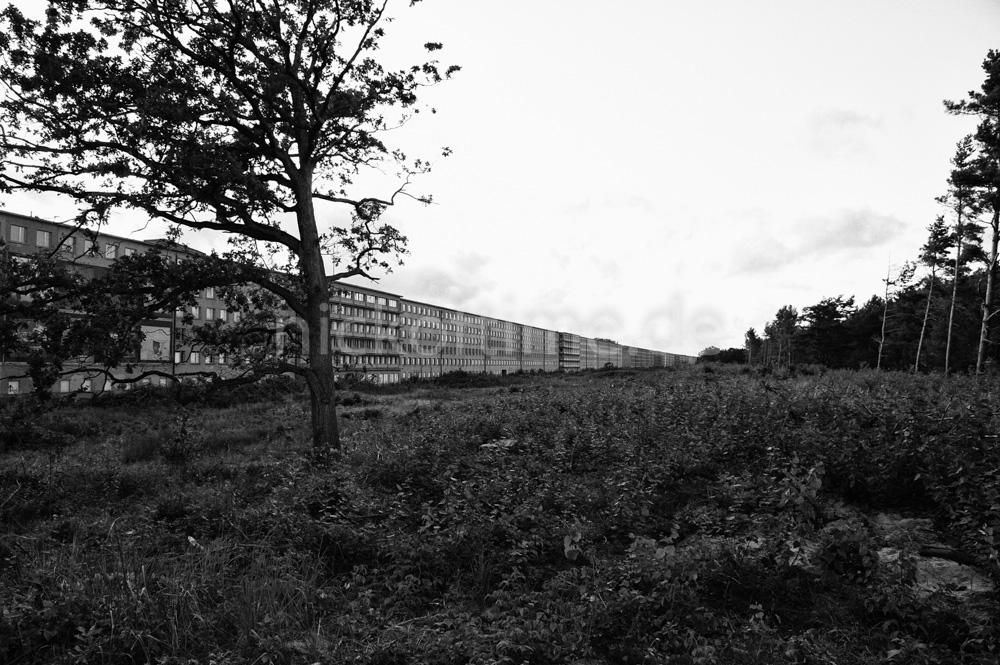 Prora - KdF Seebad Rügen