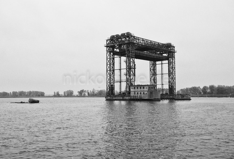 Hubbrücke Karnin